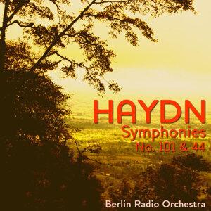 Haydn Symphonies No 101 & 44