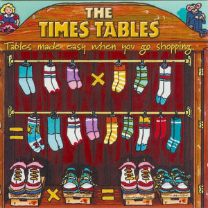 Listen & Learn - The Times Tables