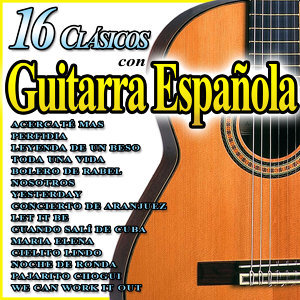 16 Clásicos con Guitarra Española