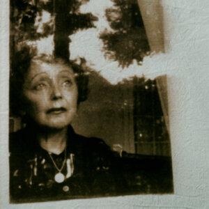 A Portrait Of Edith Piaf