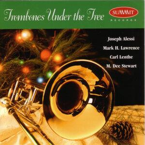 Trombones Under the Tree