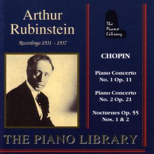 Arthur Rubinstein - Recordings 1931 - 1937