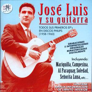 José Luis Y Su Guitarra. Todos Sus Primeros EP's En Discos Philips (1958-1960)