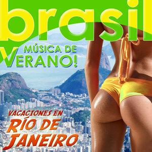 Holidays in Rio De Janeiro. Brazil Summer Music
