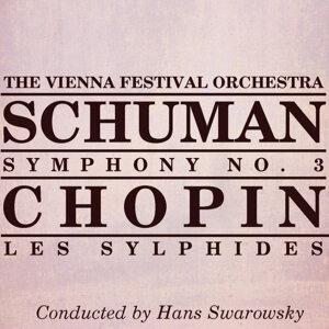 Schuman Symphony No3/ Chopin Les Sylphides