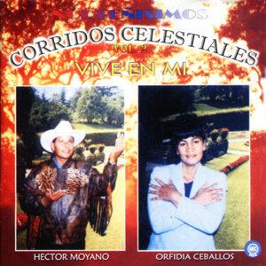 Corridos Celestiales: Vive en Mi - Norteñisimos, Vol. 2