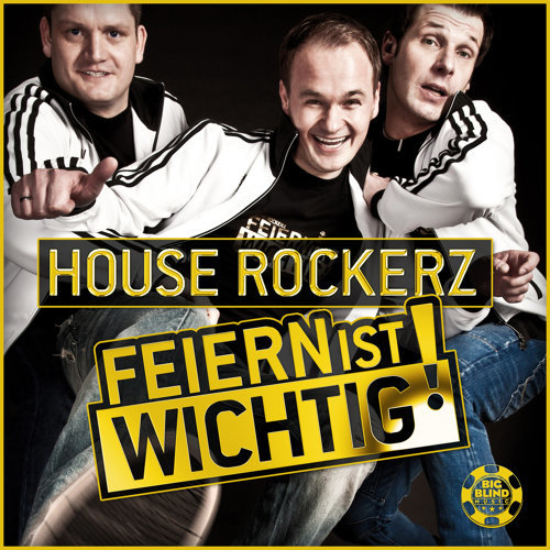 Feiern ist wichtig (Club Dub Mix Edit) (Club Dub Mix Edit)