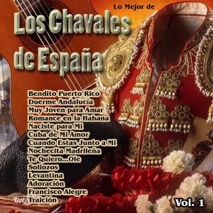 Lo Mejor De: Los Chavales de España Vol. 1