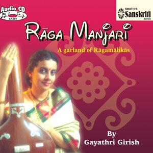 Raga Manjari – A Garland of  Ragamalikas