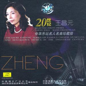 Treasure Edition: Zheng Solo by Wang Changyuan