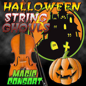 Halloween String Ghouls