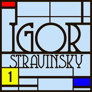 Le Sacre Du Printemps / Apollon Musagète : Anthologie Igor Stravinsky Vol. 1