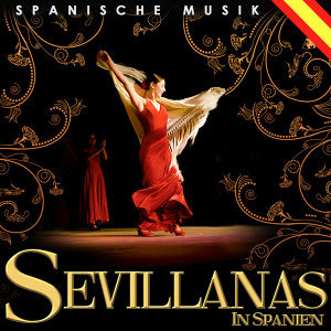 Spanische Musik. Sevillanas in Spanien