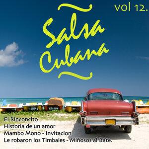 Salsa Cubana Vol.12
