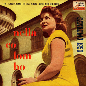 "Vintage Italian Song Nº 33 - EPs Collectors, ""San Remo 1959"""