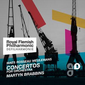 Concertos for Orchestra