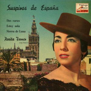 """Vintage Spanish Song Nº52 - EPs Collectors """"Suspiros De España"""""""