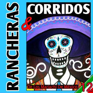 12 Corridos Y Rancheras De Los Mariachi De Mexico
