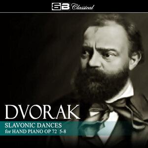 Dvorak: Slavonic Dances Four Hand Piano Op. 72: 5-8