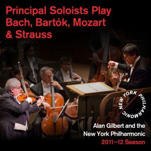 Principal Soloists Play Bach, Bartók, Mozart & Strauss
