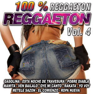 Reggaeton 100 %-Vol. 4
