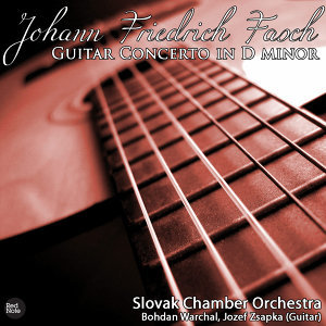 Fasch: Guitar Concerto in D minor