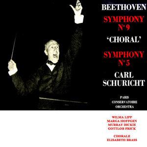 Beethoven Symphonies No 9 & 5