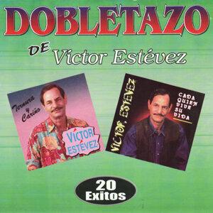 Dobletazo de Victor Estevez