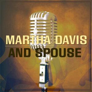 Martha Davis And Spouse