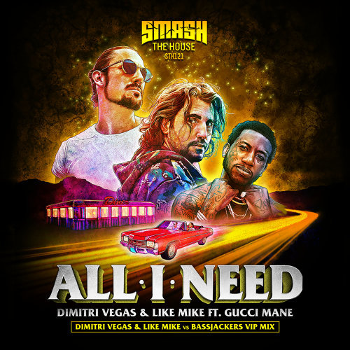 All I Need - DVLM X Bassjackers VIP MIX