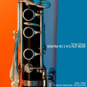 Strauss: Sonatina No. 2 in E-Flat Major