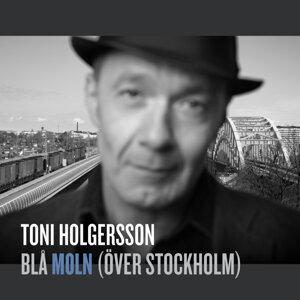 Blå moln (över Stockholm)