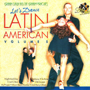 Let's Dance Latin American Volume 5