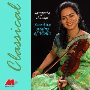 Sensitive Strains Of Violin