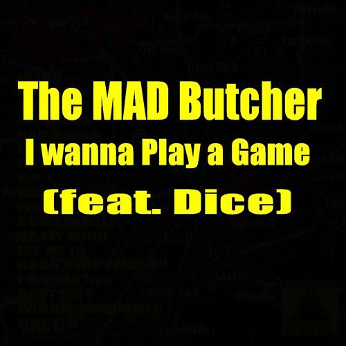 the mad butcher i wanna play a game アルバム kkbox