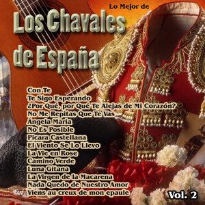 Lo Mejor De: Los Chavales de España Vol. 2