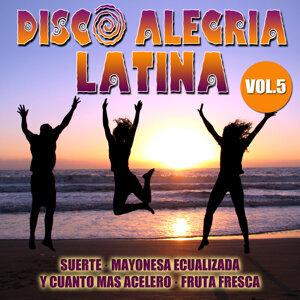Disco Alegria Latina  Vol. 5