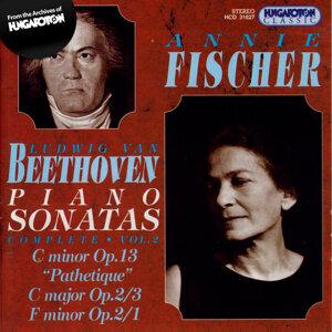 Piano Sonatas Complete Vol. 2