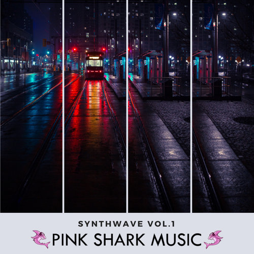Pink Shark Music & Synthwave Pink Shark Music - Synthwave Vol  1 (No
