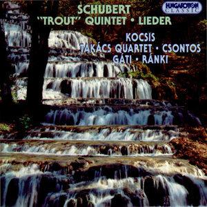 """""""Trout"""" Quintet, Lieder"""