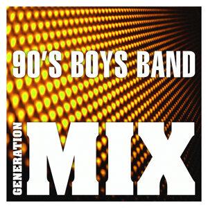 90's Boys Band Mix : Non Stop Medley Party