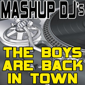 The Boys Are Back In Town (Re-Mix Package For DJ's)