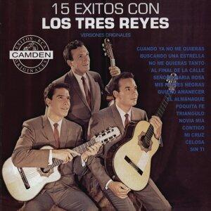 15 Exitos Con Los Tres Reyes - Versiones Originales