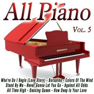 All Piano Vol. 5
