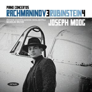 Rachmaninov: Piano Concerto No. 3, Op. 30 - Rubinstein: Piano Concerto No. 4, Op. 70
