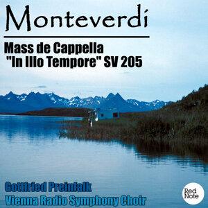 """Monteverdi: Mass de Cappella """"In Illo Tempore"""" SV 205"""