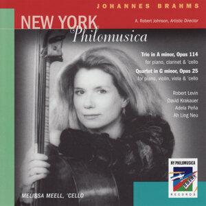 Brahms: Trio in A Minor, Quartet in G Minor