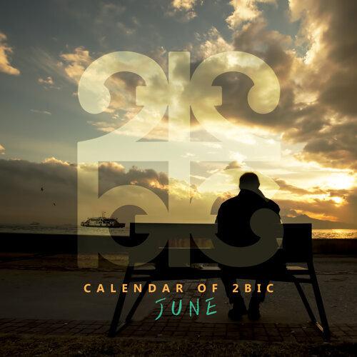 Calendar of 2BIC (June)