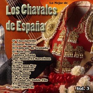 Lo Mejor De: Los Chavales de España Vol. 3