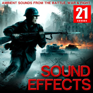 Sound Effects. Ambient Sounds From The Battle, War & Fight. 21 Sounds